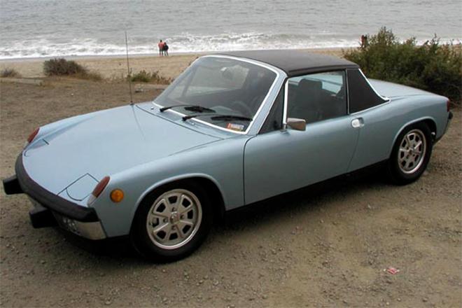 Porsche 914 restoration cost