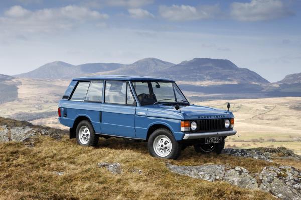 Range Rover Classic 1970 - 2